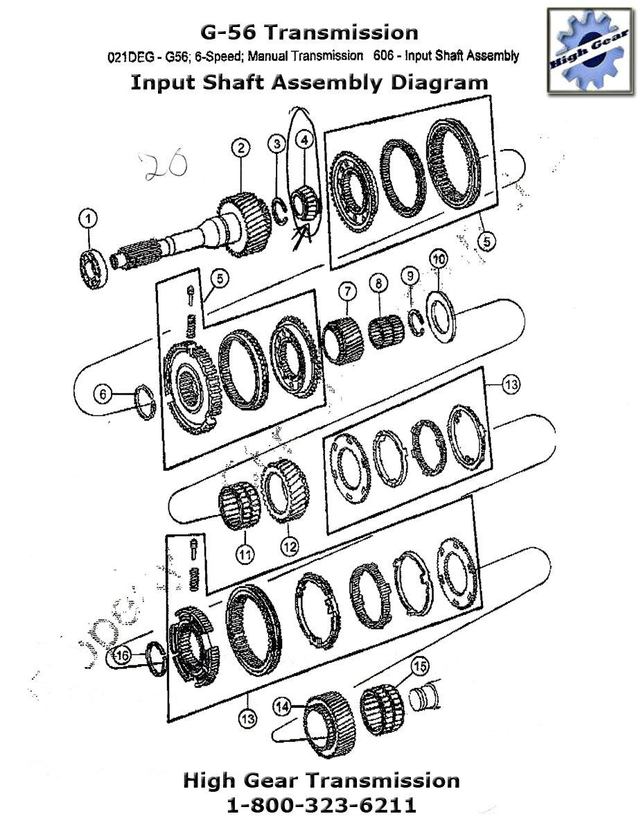 G-56 Diagram